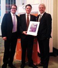 Blogbeitrag ibelsa GmbH bei dem EuroCloud Award ausgezeichnet
