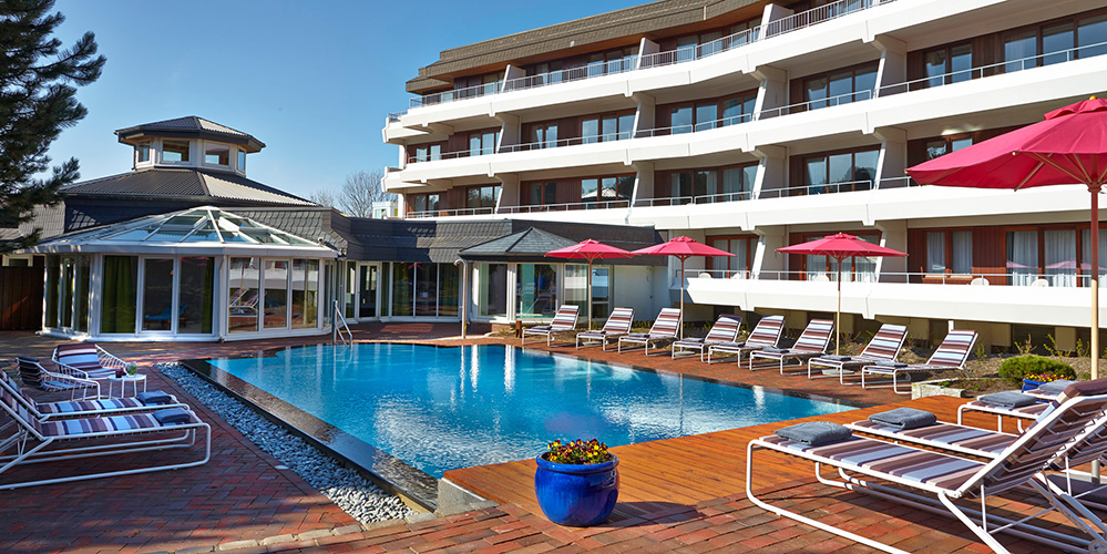 Blogbeitrag Roadshow, Tag 1 in St Peter Ording im Hotel & Spa Aalernhüs