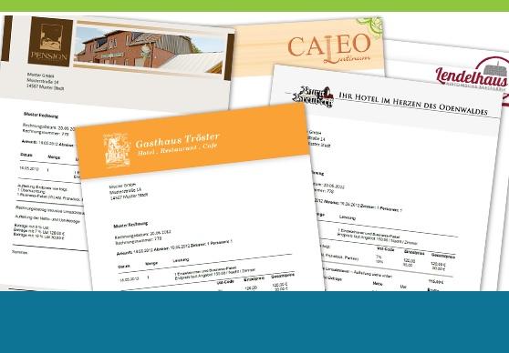 Blogbeitrag Das ibelsa Vorlagen-Management ist online Rechnungsvorlagen jetzt individuell anpassbar