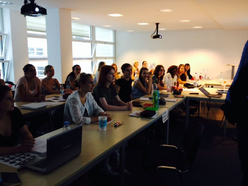 Blogbeitrag ibelsa.rooms begeistert Studenten der Internationalen Berufsakademie in Berlin