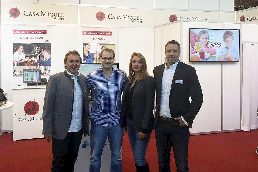 Blogbeitrag ibelsa Premiere mit Kooperationspartner Casa Miguel auf der FAFGA