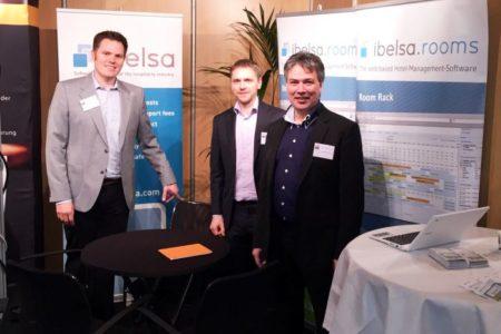 ibelsa Hotelsoftware Blogbeitrag ibelsa auf Messemarathon: HORECA & Food INSPIRATIE in den Niederlanden