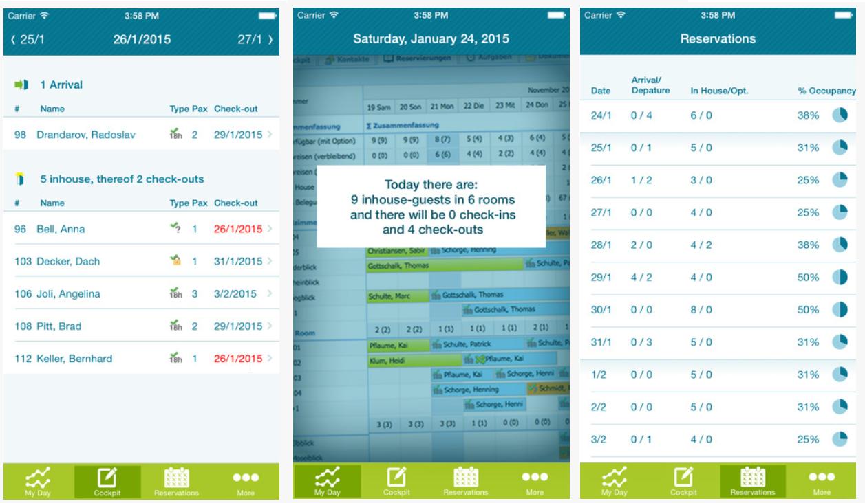 Blogbeitrag ibelsa.rooms veröffentlicht kostenlose iPhone- und iPad-App