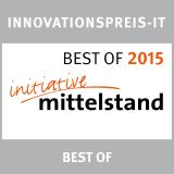 Blogbeitrag ibelsa.rooms mit dem Innovationspreis-IT ausgezeichnet