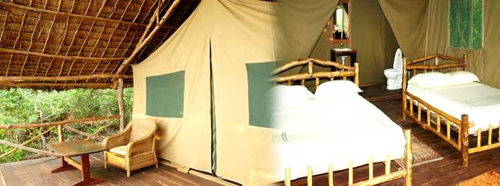 Blogbeitrag Es darf auch mal ein Zelt gebucht werden