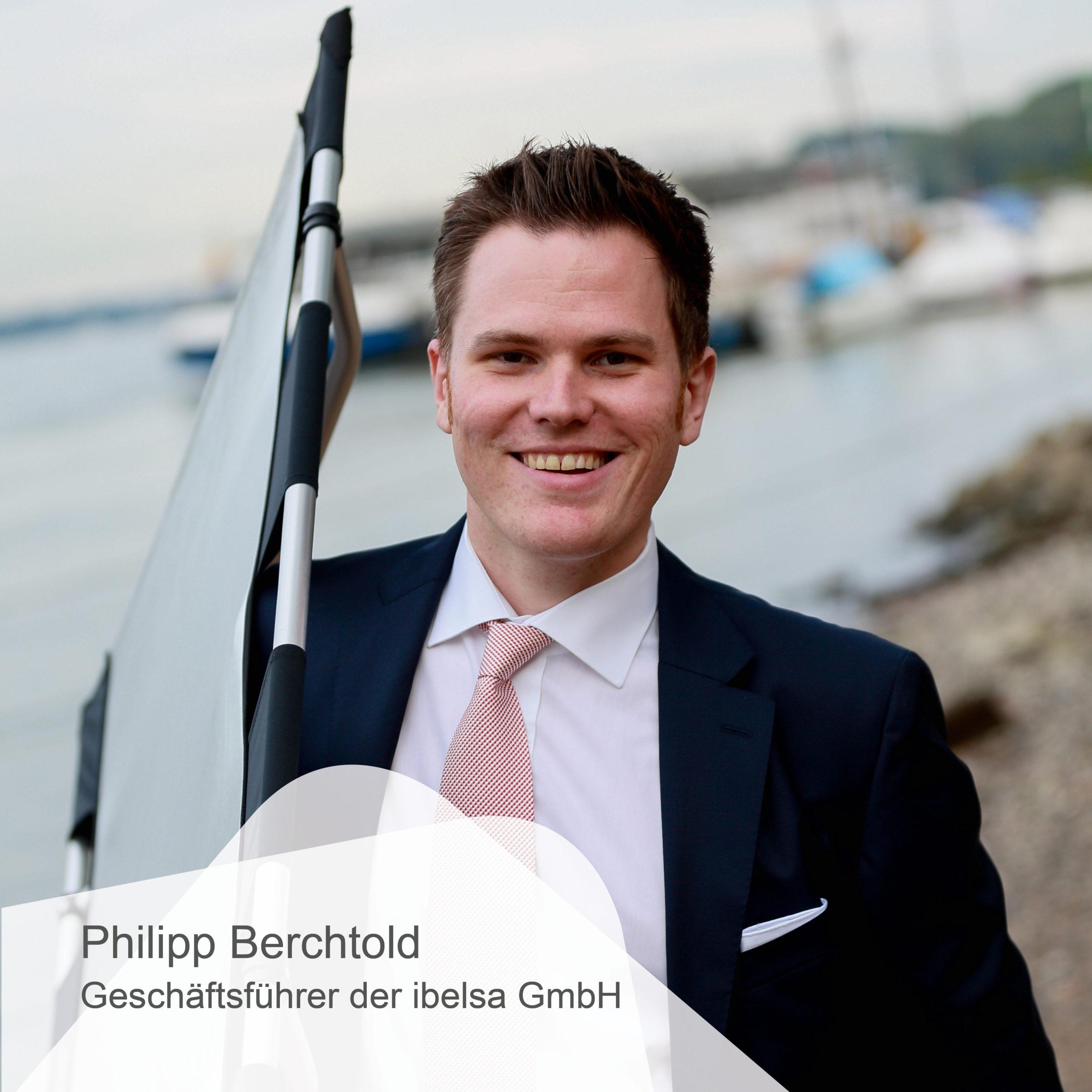 Blogbeitrag Interview mit Philipp Berchtold, Geschäftsführer der ibelsa GmbH