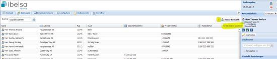 Wie kann ich meine Daten exportieren?