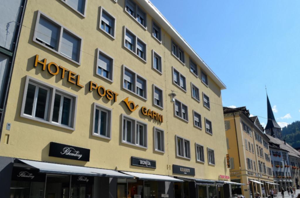 Referenz Hotel Post