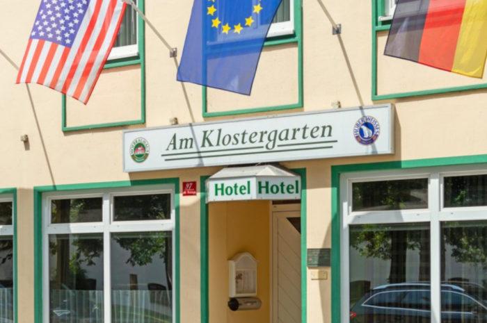 Referenz Klostergarten