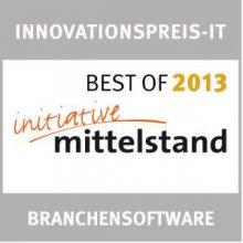 Blogbeitrag Der Innovationspreis-IT: ibelsa.rooms zählt zur Best-Of Branchenlösung