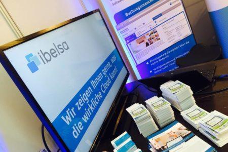 ibelsa Hotelsoftware Blogbeitrag Messe mit Partner - Das Wochenende in Salzburg auf der Alles für den Gast
