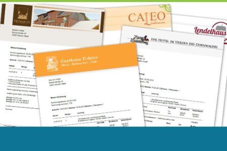 ibelsa Hotelsoftware Blogbeitrag Das ibelsa Vorlagen-Management ist online: Rechnungsvorlagen jetzt individuell anpassbar!