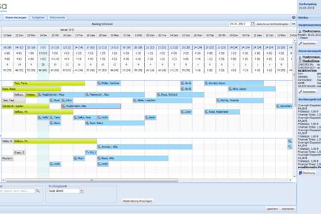 Blogbeitrag Belegungsplan und Import Funktion