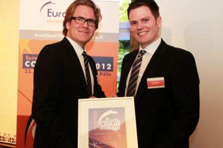 Blogbeitrag ibelsa GmbH bei dem EuroCloud Award mit Cloud-Lösung für die Hotellerie ausgezeichnet